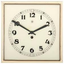 art deco style wall clocks uk