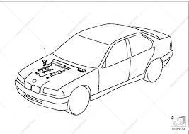 Parts list is for bmw 3' e36 316i m40 sedan ece 1991 10