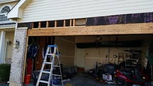 garage door headerGarage Door Header Replacement Jobs  Traditional  St Louis  by