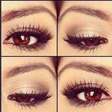 simple eye makeup for brown eyes simple eye makeup tutorial