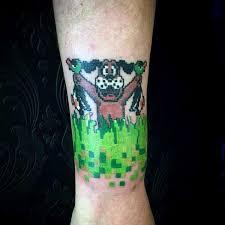 100 Videohry Tetování Pro Muže Gamer Ink Designs