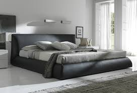 Image Rustic Bed Bedding Contemporary Cal King Size Faux Black Leather For Intended Remodel Festivalsocietyorg Best Terrific Modern King Bed Frame Ideas Jimbarnes In Contemporary