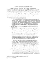 Apa Introduction Sample For Research Er Format Pdf Citation Style
