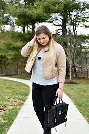 transitional faux leather jacket lauren conrad for kohls