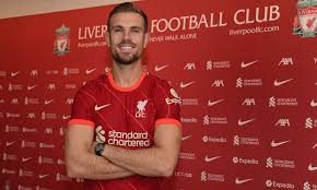 And athletic grounds ltd (everton athletic for short), the club became liverpool f.c. Jordan Henderson Signs New Contract With Liverpool Fc Liverpool Fc