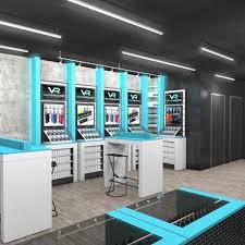 Furniture Retail Store Design Top 8 Best Vape Cafe Store Interior Design E Cigarette