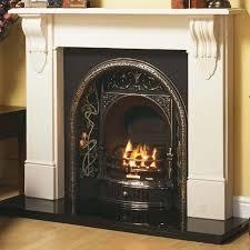 belfast cast iron fireplace insert