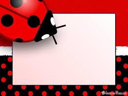 Ladybug Invitations Template Free Ladybug Invitation Templates Free Download Coolest