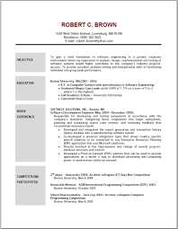 Bank Teller Resume Objective Best Business Template