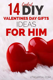 creative valentine s day gifts for him that are cute and romantic