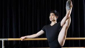 Classic ballet gay paris