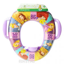 Disney Pixar Cars Kids Soft Padded Potty Toilet Training Seat