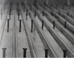 Rows Of Welded Studs Flooring Metal Deck Row Of Shear Stud