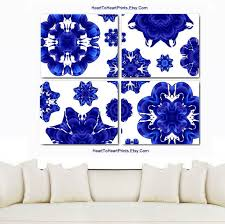 New York Fashion Week 6 Ways To Bring The Top Trends Into Your Cobalt Blue Home Decor