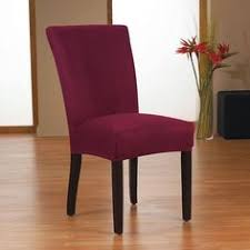 sure fit harlow stretch dining chair slipcover