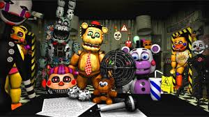 five nights at freddy s 6 ultimate custom night fan game
