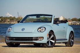 Light Blue Beetle For Sale 2013 Volkswagen Beetle Turbo Convertible Autoblog