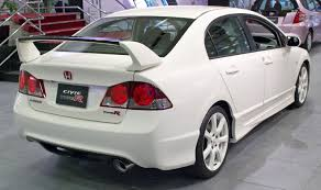 2009 Honda Civic type-r sedan (fd2) – pictures, information and ...