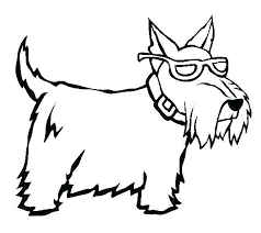 Dogs Coloring Sheets Dog Printable Watch Dogs Coloring Pages