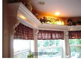diy window cornices ideas wooden wood valance decorating for 2018