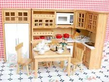 dollhouse kitchen furniture. magideal dollhouse miniature kitchen furniture set porcelain tea 112