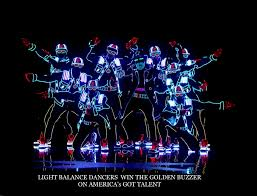 Dancers With Lights On America S Got Talent Performance Masterclass Discussion For Americas Got