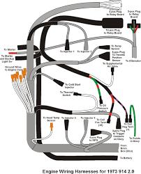 914 wiring diagram Porsche 914 Wiring Harness porsche 914 lighting wiring diagram porsche free printable porsche 914 center console wiring harness