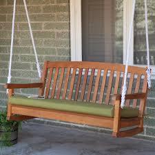 Blazing Needles 45 x 18 in Outdoor Bench Cushion