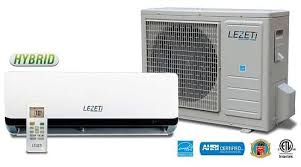The fan doesn't use much power; Pros And Cons Of Solar Powered Air Conditioners