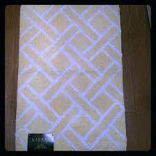 ralph lauren home wescott bath rug other m ralph lauren home wescott bath rug