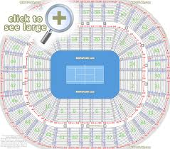 Ufc 185 Seating Chart Melbourne Rod Laver Arena Seat Numbers Detailed Seating Plan
