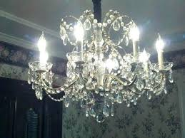 unbelievable chandelier antique crystal vintage antique french crystal chandelier for