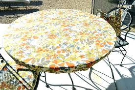 round elastic table cover sophisticated vinyl table covers elastic vinyl table covers collection in vinyl outdoor
