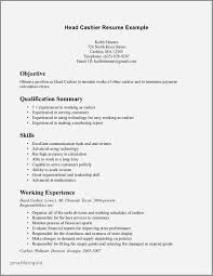 30 Awesome Resume Samples For Cashier In Supermarket