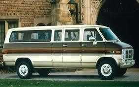 1990 GMC Rally Wagon - Information and photos - ZombieDrive