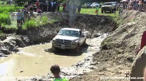dodge trucks mud bogging. white dodge truck mudding at silver willow mud bog trucks bogging