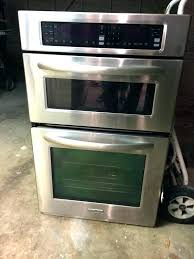 27 inch double wall oven reviews wall oven microwave wall oven combo inch double wall oven