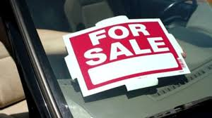 For Sale Sign On Car Cash For Cars Sell Your Car Online