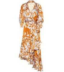 Journal Of A Traveler Wrap Dress