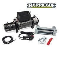 barricade 9500lb winch install jeep wrangler jk jeepfan com barricade jeep wrangler winches 24