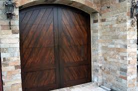 faux garage doors faux wood painting metal garage door