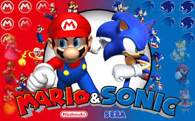 Mario And Sonic Colouring Pages Free Coloring Pages On Art