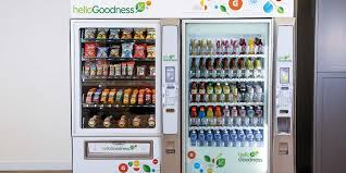 A Company Operates Vending Machines In Four Schools Simple Five Star Food Service Micro Markets Vending Coffee Water