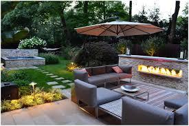 Modern Backyard Design Lawn Garden Charming Simple Small Garden