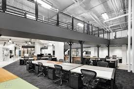 office studio design. A Catwalk Crosses OneMethod\u0027s Level. Photography By Adrien Williams. Office Studio Design .