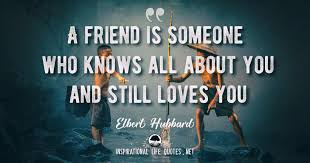 Quotes About Friendship With Images Mesmerizing Inspirational Friendship Quotes Friendship Sayings Best Friends