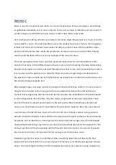 musicopen handed essay