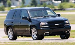 Chevrolet Trailblazer 2007 photo and video review, price ...