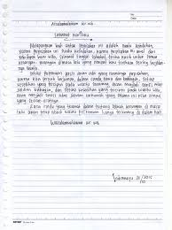 Examples Of Personal Letters For Friends Who Are Outside The