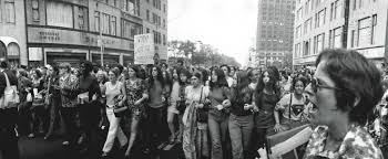 how a fractious women s movement came to lead the left the new women s strike for equality new york aug 26 1970 credit william e sauro the new york times